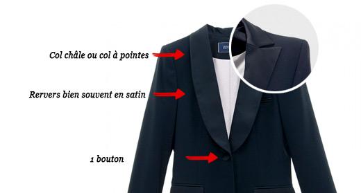 Conseil La Jacket Femme Mode Veste Smoking Mode Tuxedo De xUxOwrq