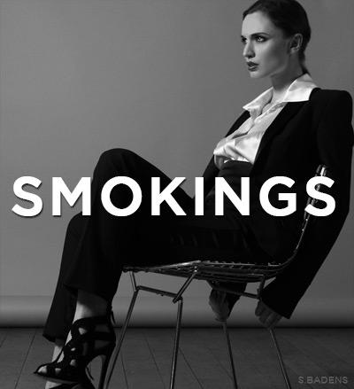 smoking pour femme