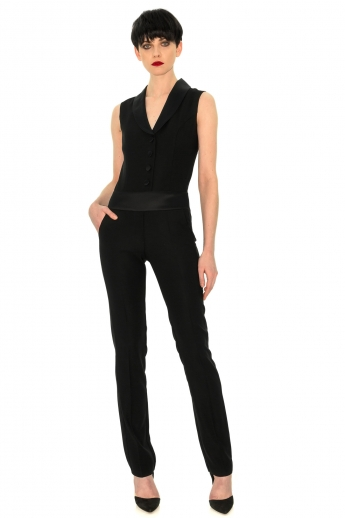 combinaison femme combi pantalon stefanie renoma stefanie renoma. Black Bedroom Furniture Sets. Home Design Ideas