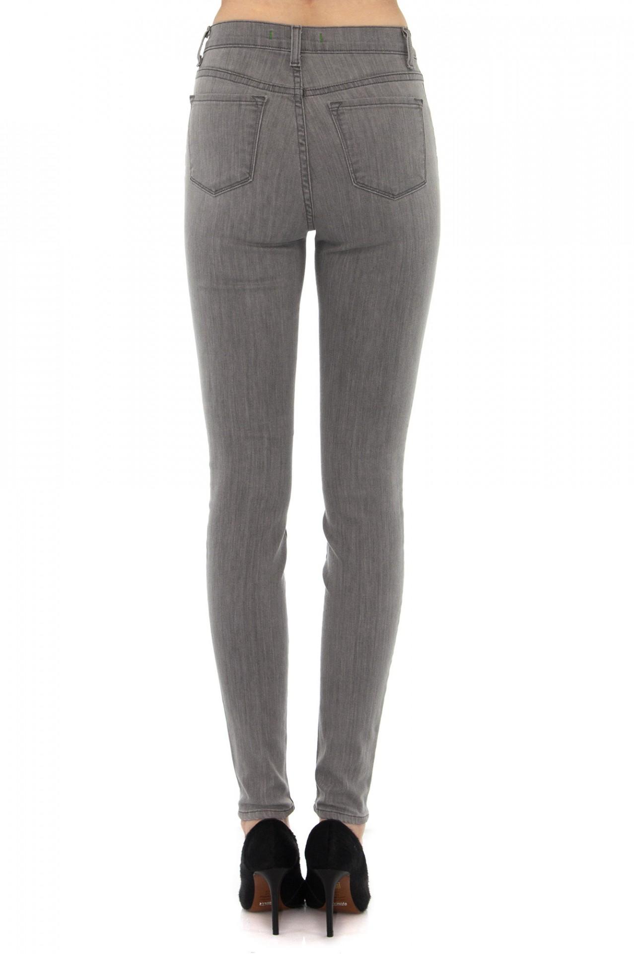 Slim Taille Haute Fashion Jean Slim Jean Taille Haute