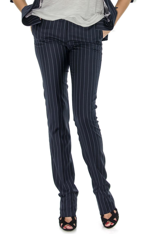 pantalon cigarette, pantalon rayé, pantalon femme, renoma - Stefanie