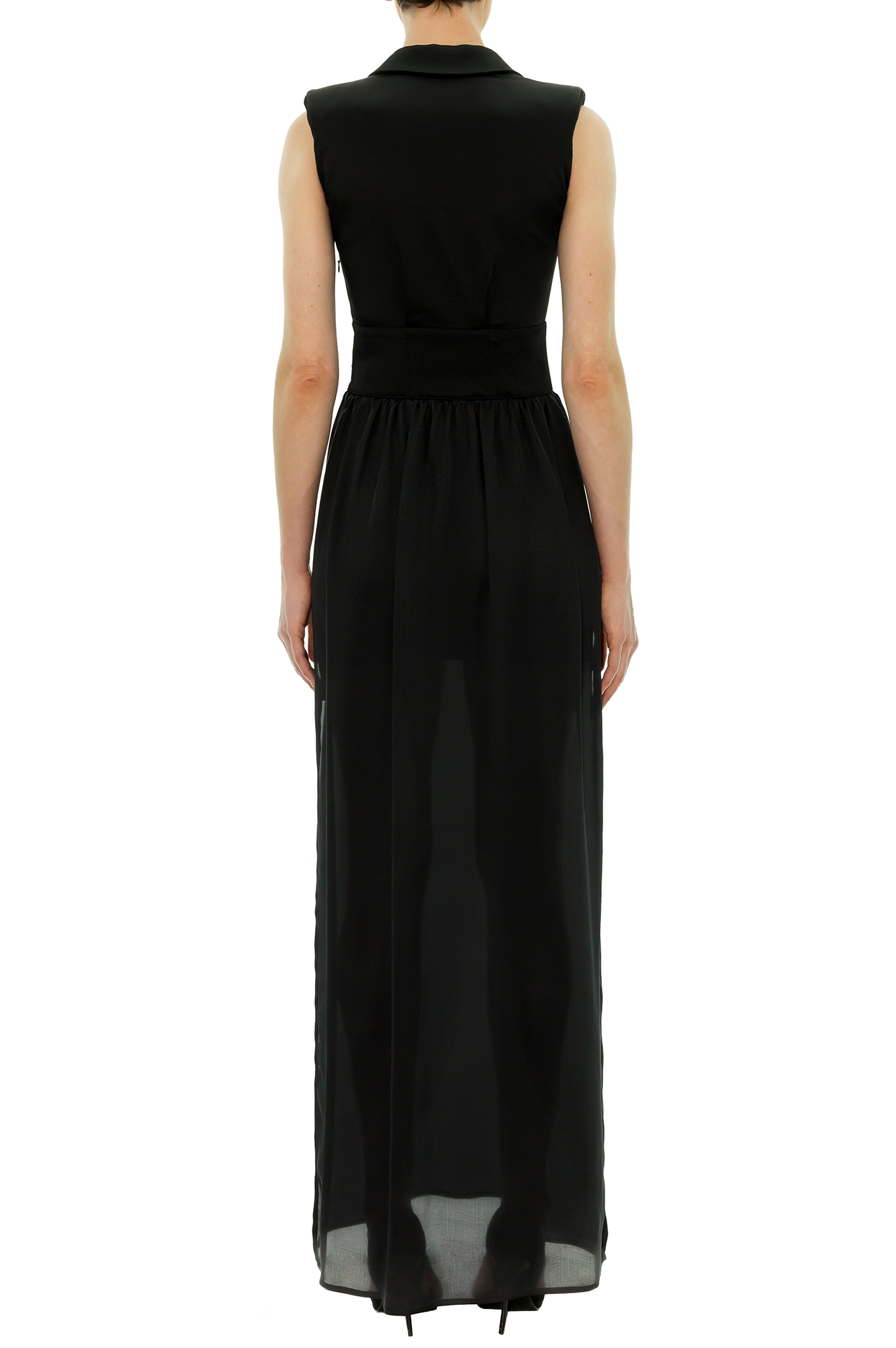 robe du soir robe longue robe noir stefanie renoma stefanie renoma. Black Bedroom Furniture Sets. Home Design Ideas