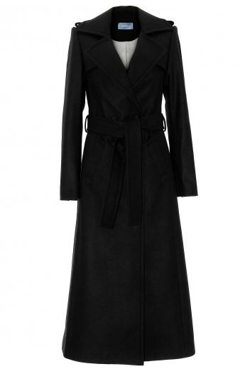 manteau femme caban femme redingote manteau cachemire stefanie renoma stefanie renoma. Black Bedroom Furniture Sets. Home Design Ideas