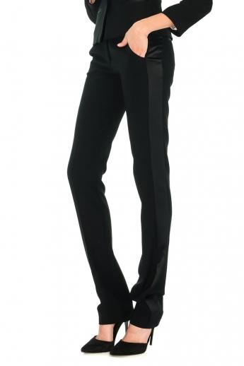 Pantalon femme, pantalon de tailleur, pantalon